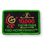10000 Finds Geo-Achievement Patch